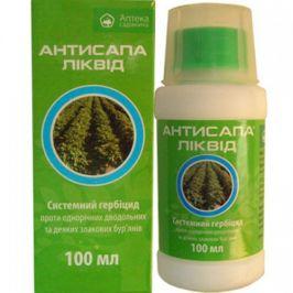 Гербицид Антисапа Ликвид, 100 мл Укравит