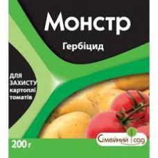 гербицид монстр 200 г семейный сад