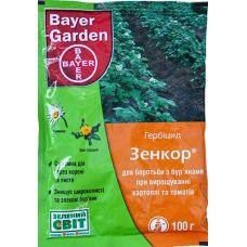 гербицид зенкор 100 грамм байер
