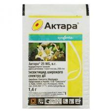 инсектицид актара 1.4г syngenta в украине