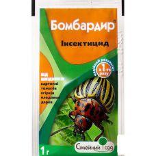 Инсектицид Бомбардир 1 г Семейный Сад