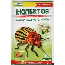 Инсектицид Инспектор Жук 1 г Агрохимпак