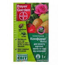 инсектицид конфидор макси 1 грамм купить