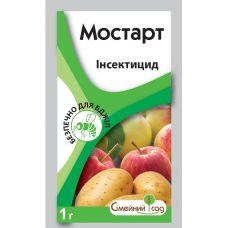 Инсектицид Мостарт 1 г Семейный Сад