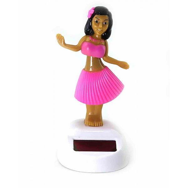 Девочка Танцует, Статуэтка на Солнечной батарее 10,5х6х6 см Flip Flap