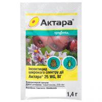 Инсектицид Актара, 1.4 г Syngenta