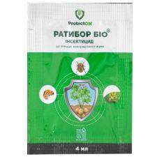 Инсектицид Ратибор Био 4 мл ProtectOn