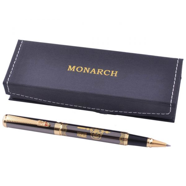 Подарочная Ручка Dark Broad Ornament, Футляр