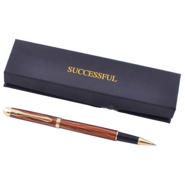 Подарочная Ручка Dark Wood Brown, Футляр