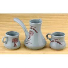 Набор кофейный Vintage Сапфир 3 предмета