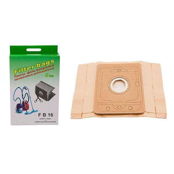 Мешки для пылесоса Bosch, AEG, Siemens 5 шт Одноразовый Бумажный