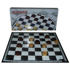 Игра Настольная Русские Шашки (37x37 см)