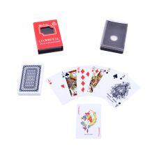 Карты Игральные Poker Games Black, Колода 54 шт