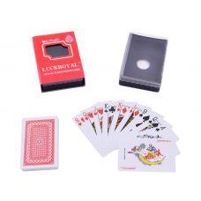 Карты Игральные Poker Games Red, Колода 54 шт