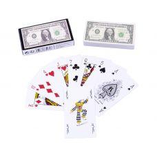 Карты Игральные One Dollar Card, Колода 54 шт