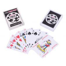 Карты Игральные Poker Playing Black, Колода 54 шт