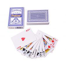 Карты Игральные Poker Special Blue, Колода 54 шт