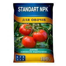 Удобрение для Овощных 20 г Standart NPK, Минеральное Кристаллическое