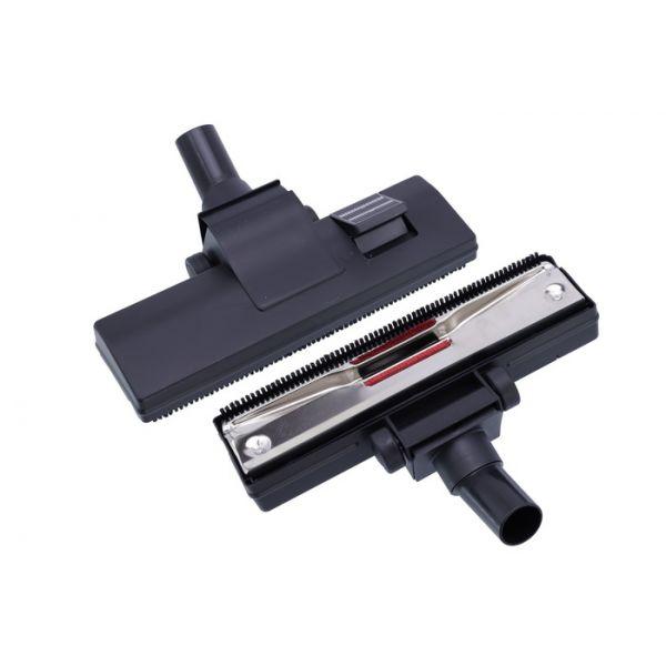 Насадка для пылесоса D-35 мм, Ковровая Универсальная, Колеса (Щетка) 258мм WP