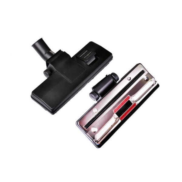 Насадка для пылесоса D-35 мм, Ковровая Универсальная,(Щетка) 274мм WP Металл