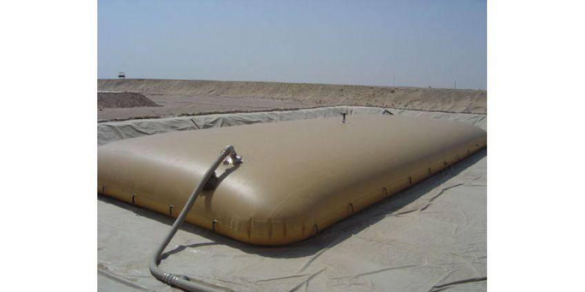 Гибкие резервуары и их применение