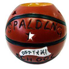 """Аромалампа """"Баскетбольный мяч"""" 10 см"""