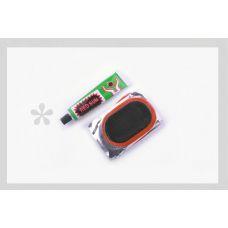 Ремкомплект камеры 45*70 (12 латок, клей) YAT