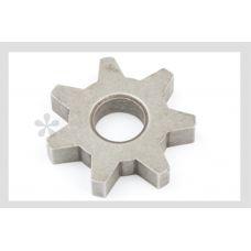 Звезда электропилы (венец привода) (D-35, d-12, H-7mm) Einhell,Craft JIANTAI