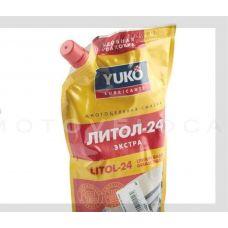 Смазка литиевая густая 375мл (Литол-24) YUKO