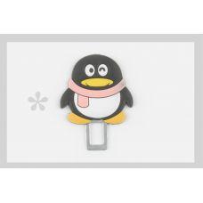 Заглушка под ремень безопасности  (большая) (0001) PINGUIN