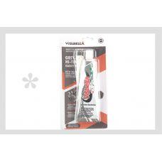 Герметик силиконовый 85мл (серый) MANLE