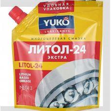 Смазка литиевая густая 150мл (Литол-24) YUKO