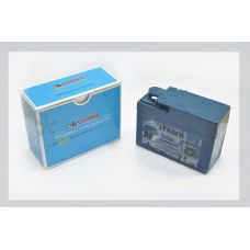 АКБ 12V 2.3А гелевый, Honda (115x49x86, ``таблетка``, синий) (2019 г.) LDR