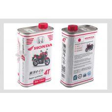Масло 4T, 1л ж/б (SAE 10W40, полусинтетика, mod: Honda) (Япония) (#VB)