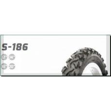 Велосипедная шина 12 * 1/2 * 2 1/4 (47-203) (S-186 косичка) Delitire-Индонезия (#LTK)