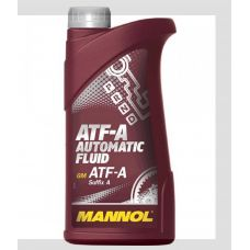 Масло трансмиссионное, 1л (минеральное, AUTOMATIK FLUID ATF-A) MANNOL