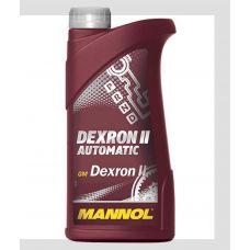 Масло трансмиссионное, 1л (ATF Dexron II Automatic) MANNOL