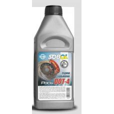 Тормозная жидкость DOT 4 (1л) (Рось) ВАМП (#GRS)