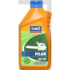 Масло 1л (минеральное, для смазки цепей бензоинструмента, PILAN ISO 100) YUKO (#GRS)
