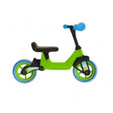 """Детский Беговел """"Cosmo Bike"""", 10"""" Зеленый"""
