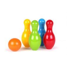 Набор для боулинга (4 кегли и шар)