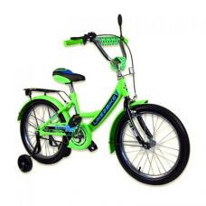 "Велосипед 2-х колёсный ""Like2bike Rally"" 14"" (салатовый)"