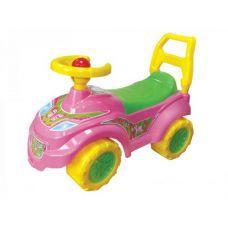 """Детская Машинка-толокар """"Принцесса"""" Розовый"""