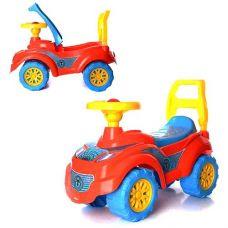 """Детская Машинка-толокар """"Спайдер"""" Красный"""