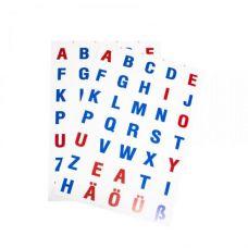 """Карточки обучающие разрезные """"Английский и немецкий алфавит"""" А4"""
