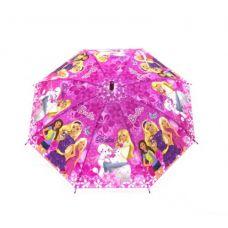 Зонтик Барби (малиновый)