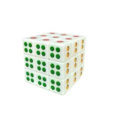 """Головоломка Кубик Рубика """"Игральная кость"""" (3х3)"""