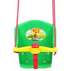 Іграшка гойдалка Сонечко ТехноК зеленый.