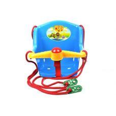 Іграшка гойдалка Сонечко ТехноК синий.