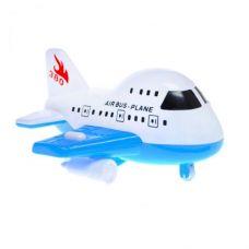 Самолёт инерционный (кульок) 137